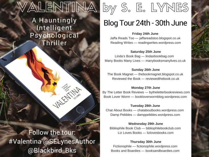 Valentina by S. E. Lynes – Blog Tour