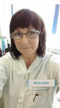 work selfie