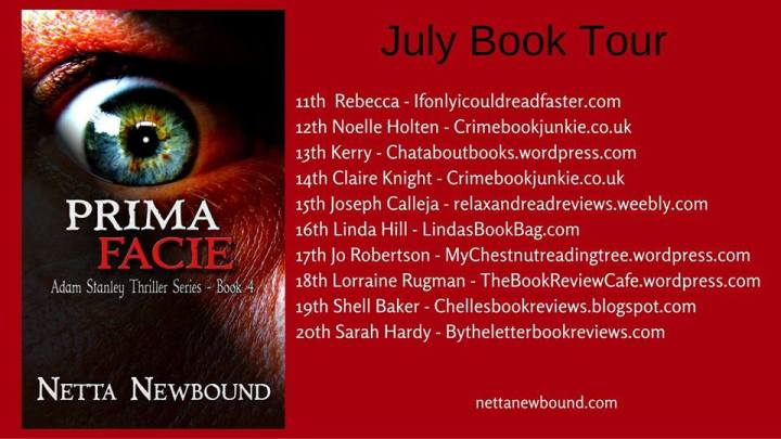 Netta Newbound Blog tour