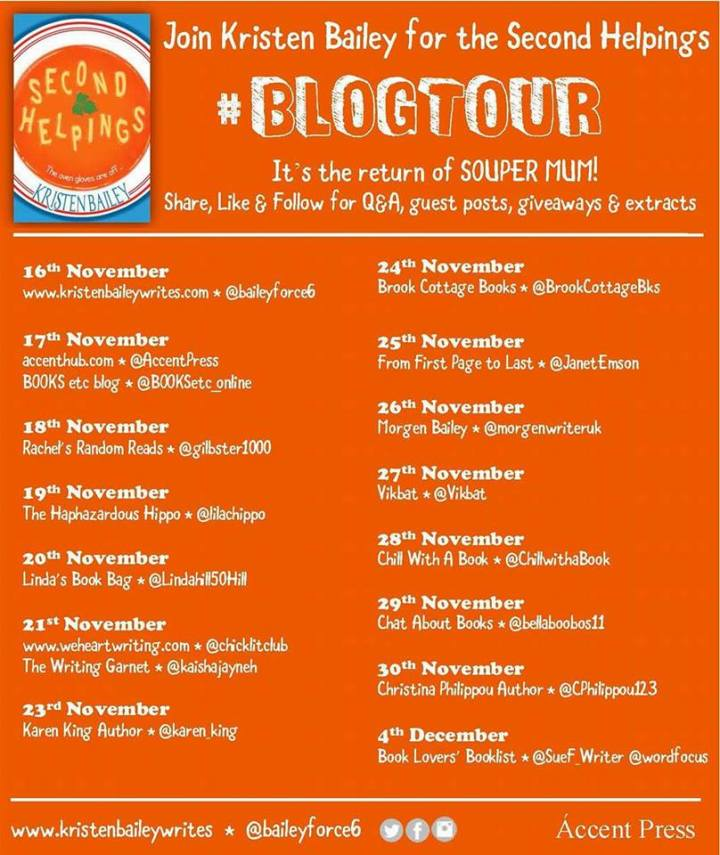 second-helpings-blog-tour-poster