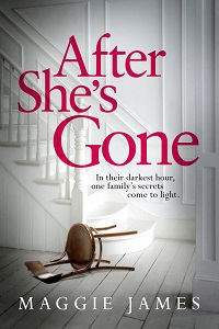 After She's Gone cover