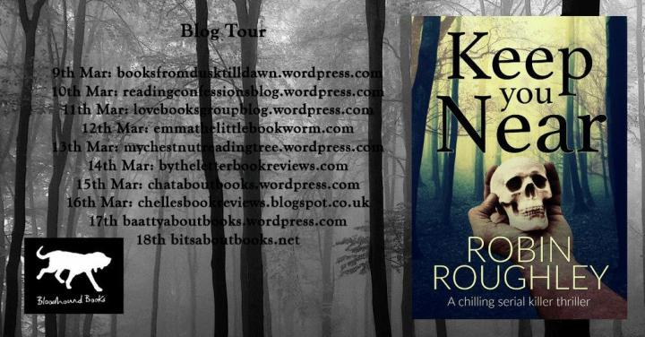 Keep You Near blog tour poster