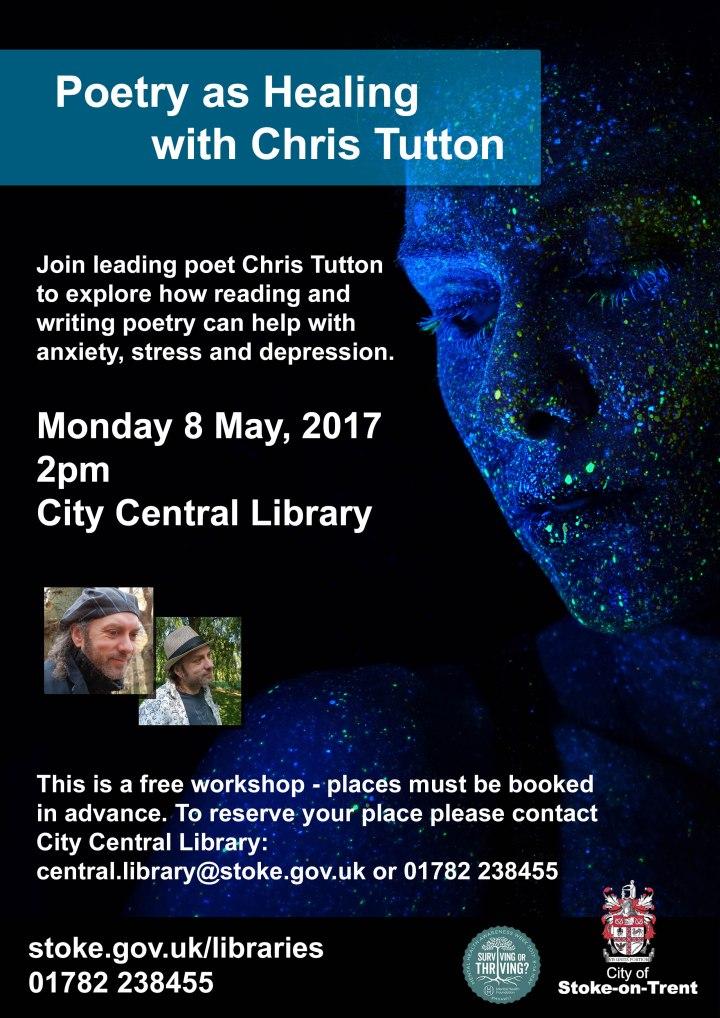 Chris Tutton Poster