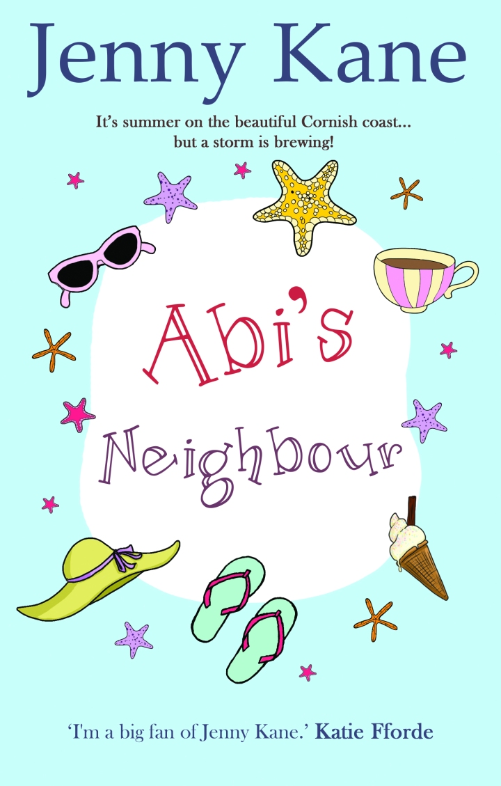 Abi's Neighbour cover