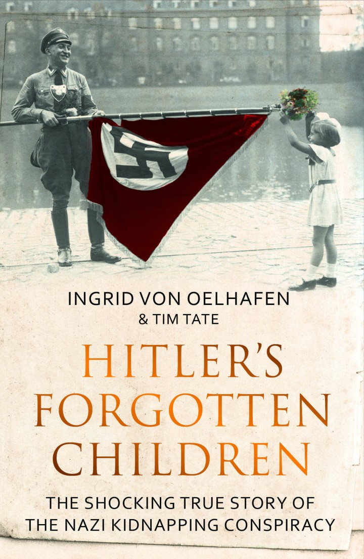 Hitlers Forgotten Children cover