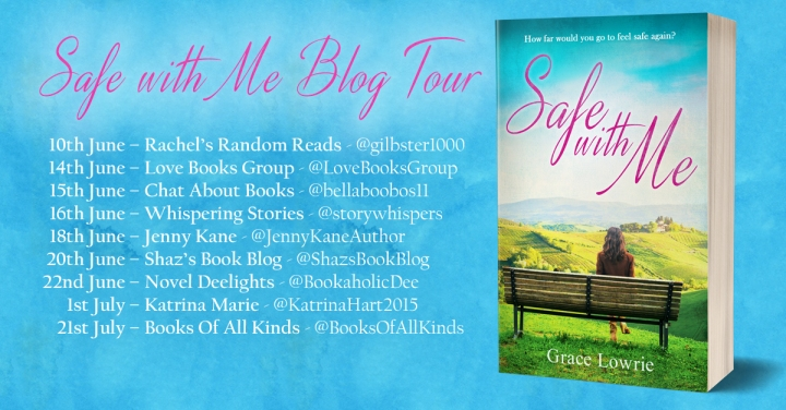 safe with me blog tour