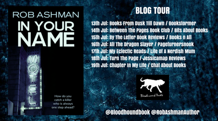 In Your Name Blog tour