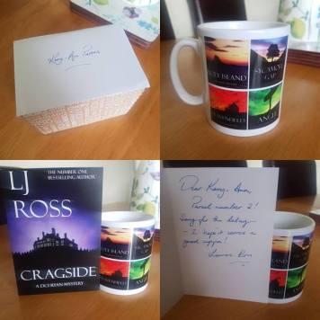 L J Ross mug