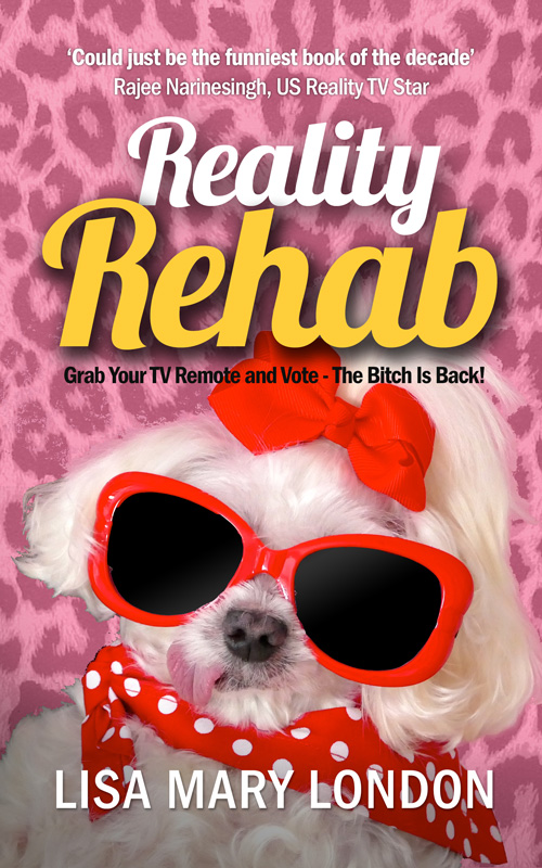 REALITY REHAB COVER