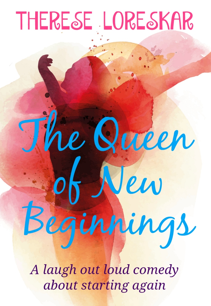 The Queen of New Beginnings cover