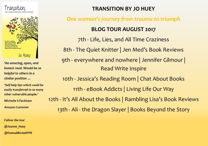 Transition Blog Tour Banner