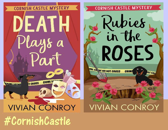Vivian Conroy covers