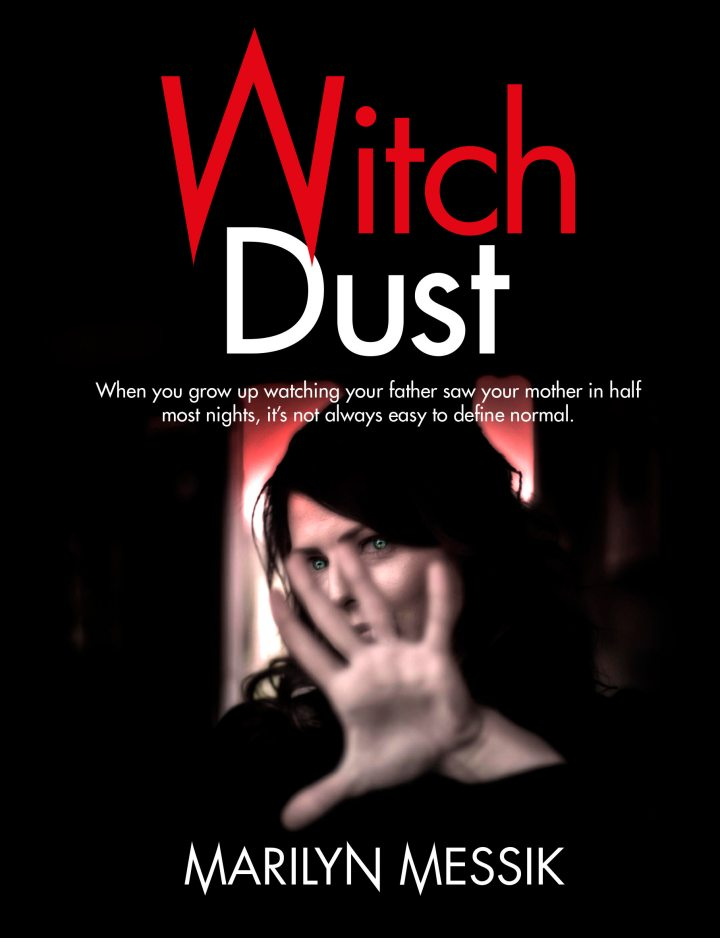 Witch Dust. High Res. Front Cover