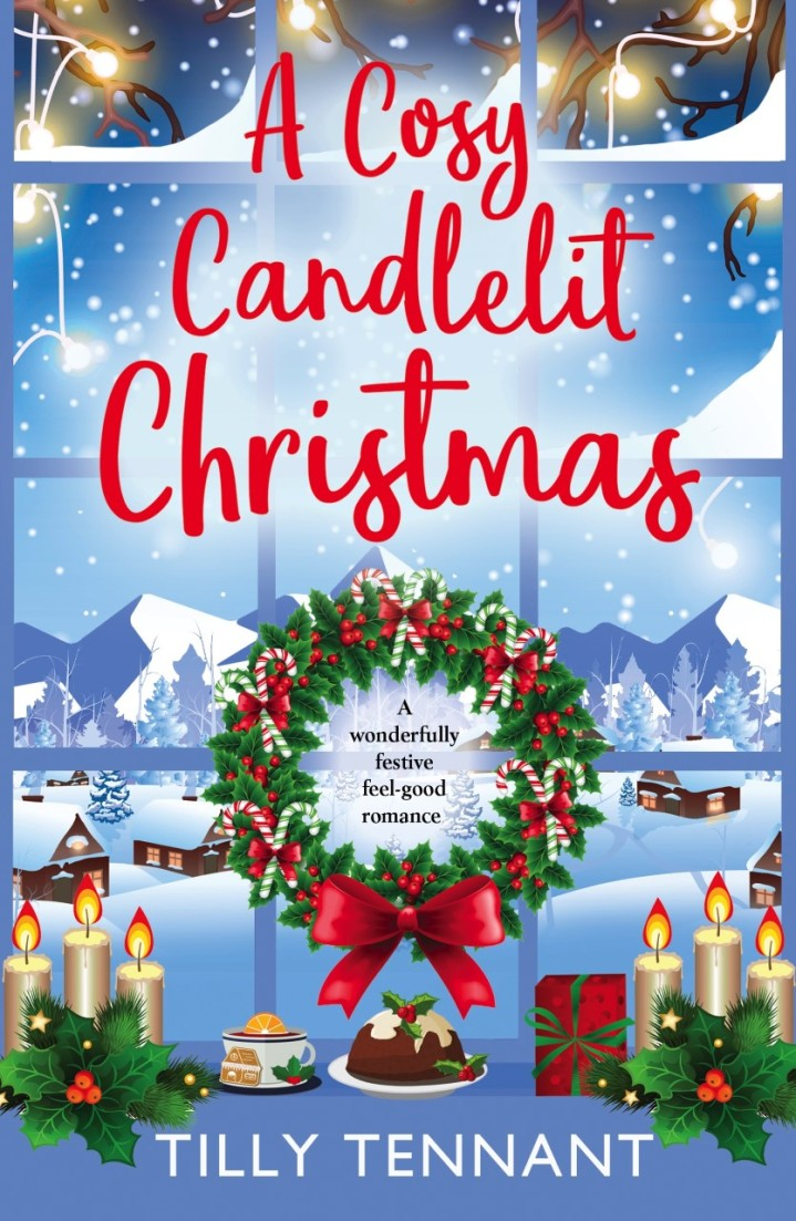 A Cosy Candlelit Christmas cover