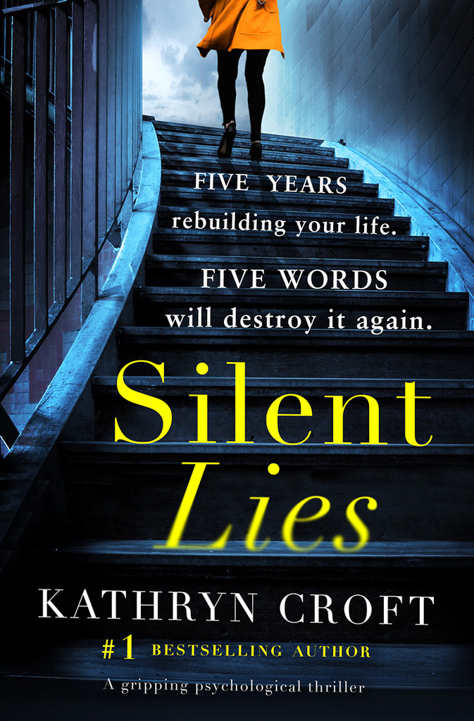 Silent Lies cover
