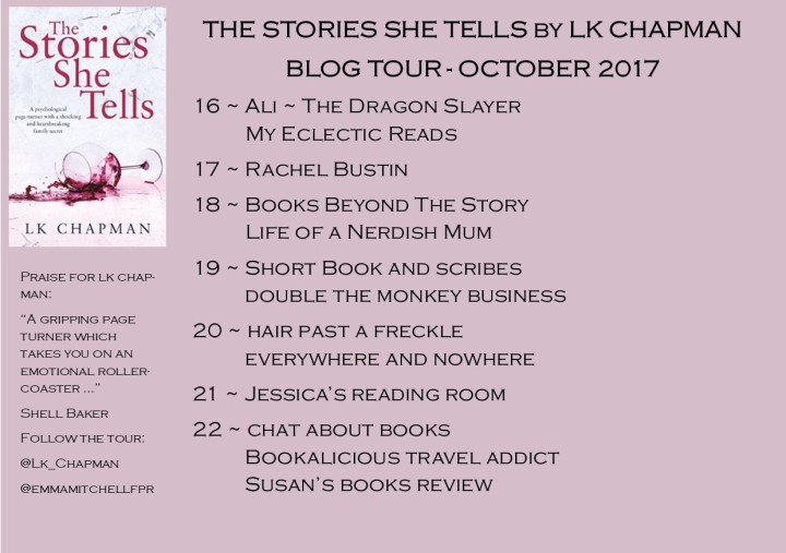 The Stories She Tells banner