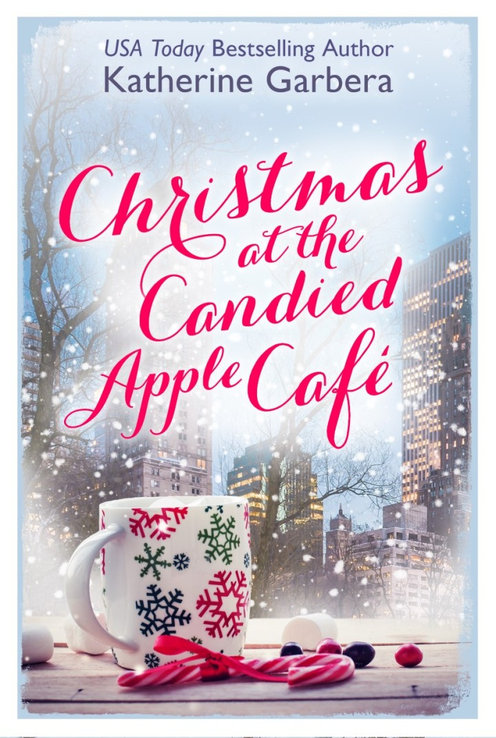 Christmas at the Candied Apple Cafe cover