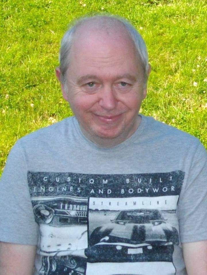 Mark Tilbury author photo