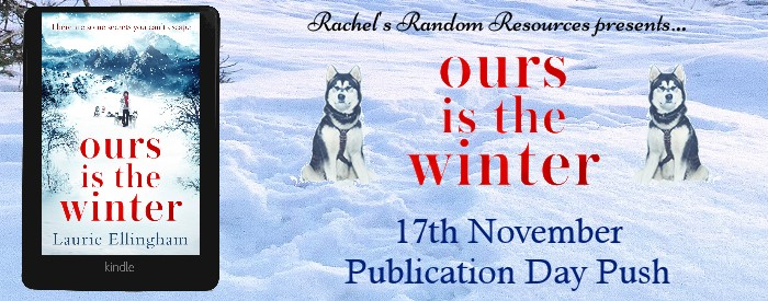 Ours Is The Winter Publication Day push