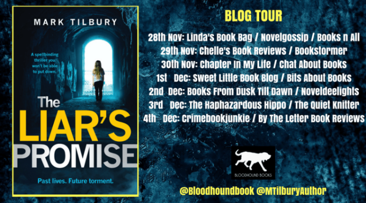 The Liar's Promise blog tour