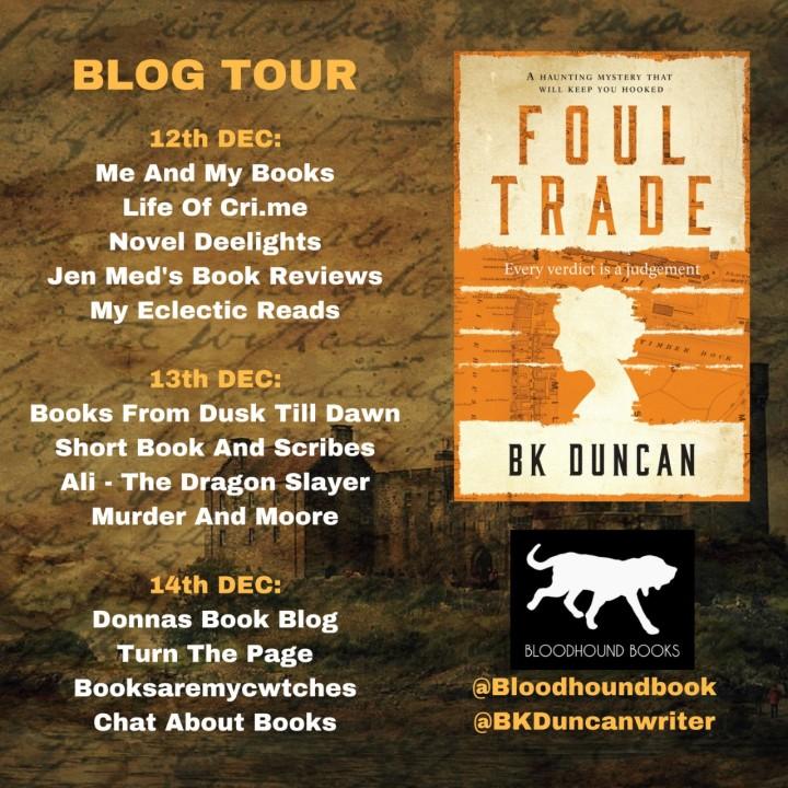 Foul Trade blog tour