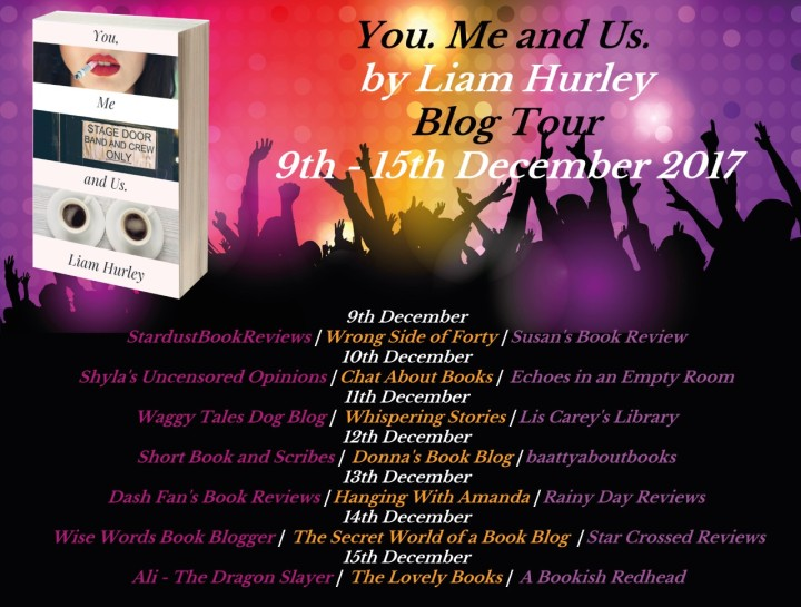 Me you and Us blog tour