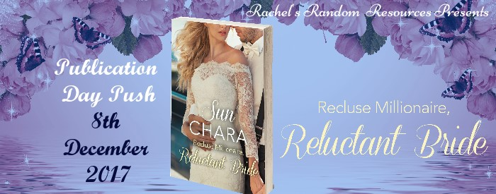 Recluse Millionaire, Reluctant Bride pub day