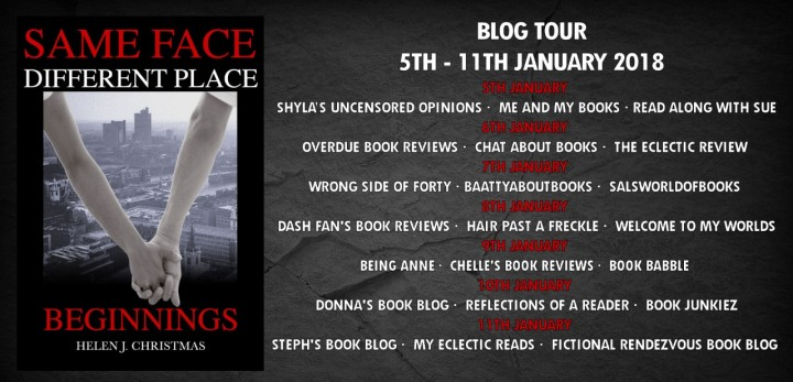 Beginnings blog tour