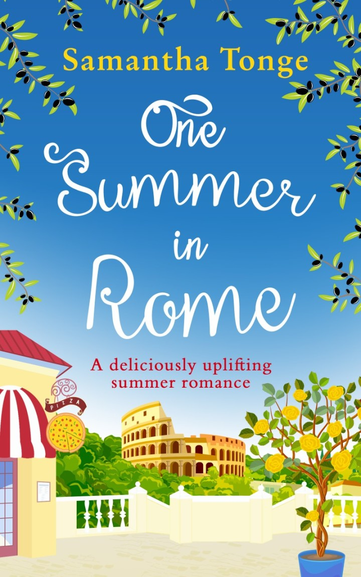 One Summer In Rome cover