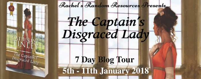 The Captains Disgraced Lady banner