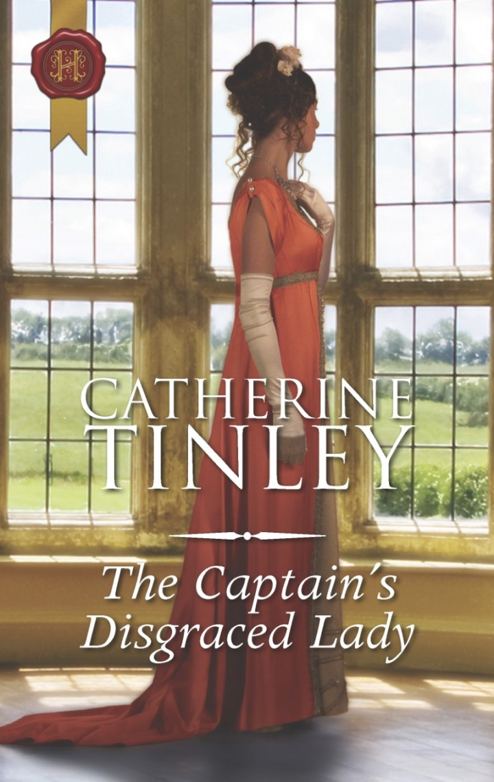 The Captains Disgraced Lady cover