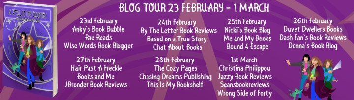 A Spell In The Country blog tour