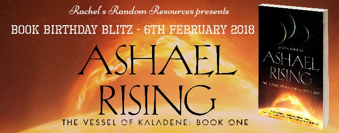 Ashael Rising banner