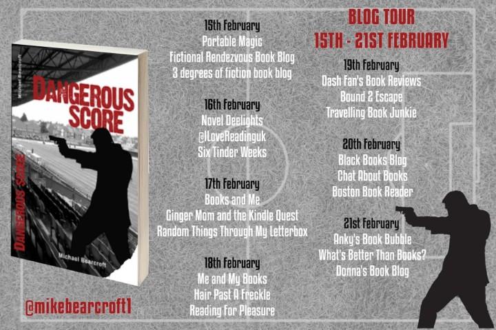 Dangerous Score blog tour