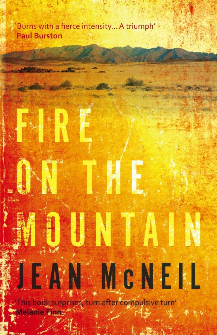 Fire On The Mountain cover