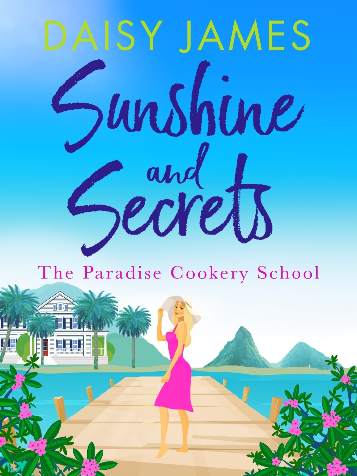 Sunshine And Secrets cover