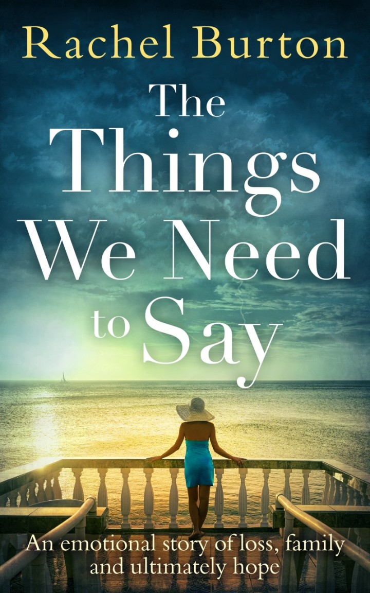 The Things We Need to Say cover