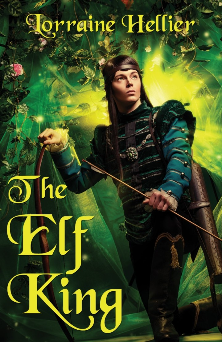 The Elf King cover