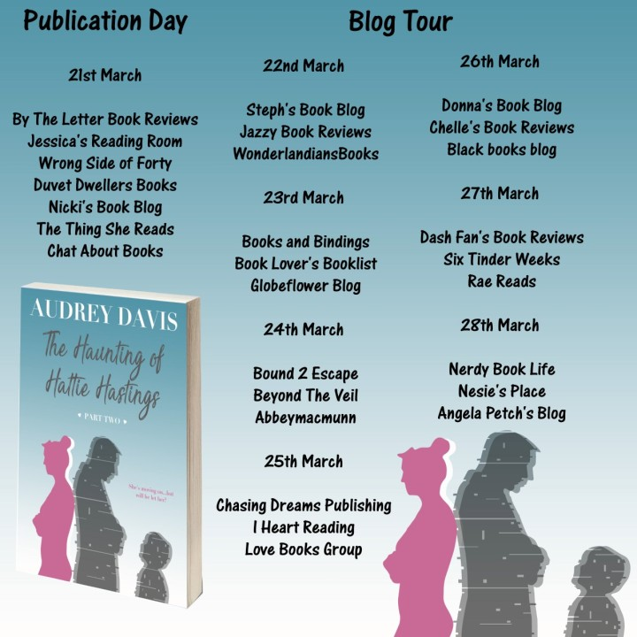The Haunting Of Hattie Hastings Part two blog tour