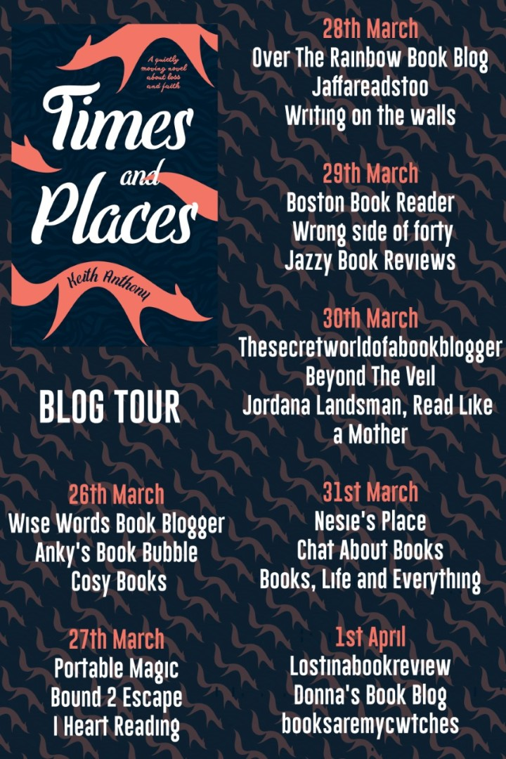 Times and Places blog tour