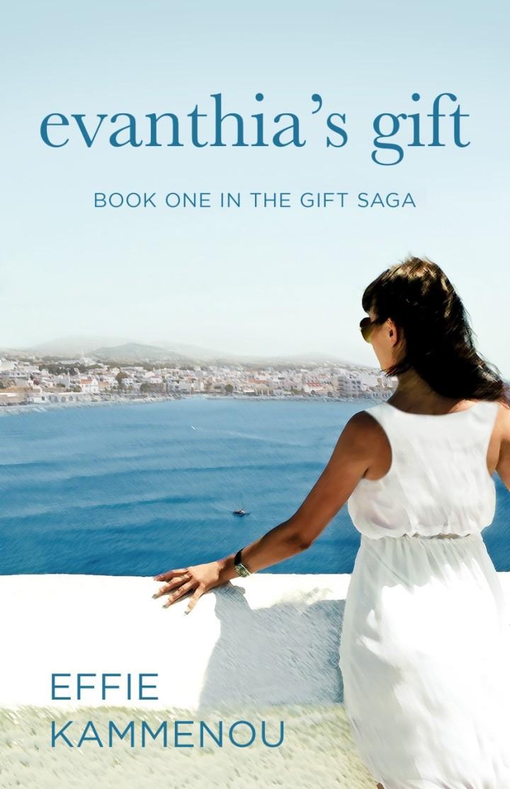Evanthia's Gift cover