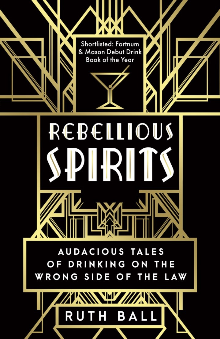 Rebellious Spirits cover