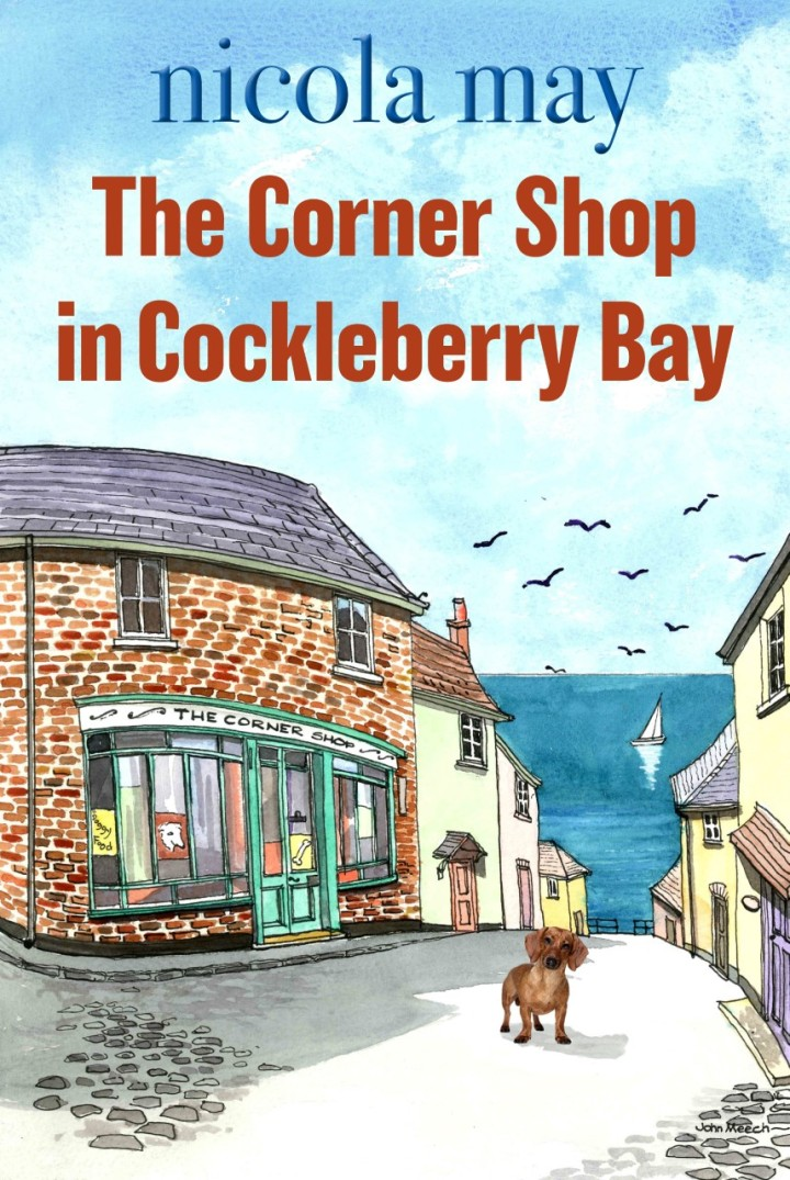 The Corner Shop In Cockleberry Bay cover