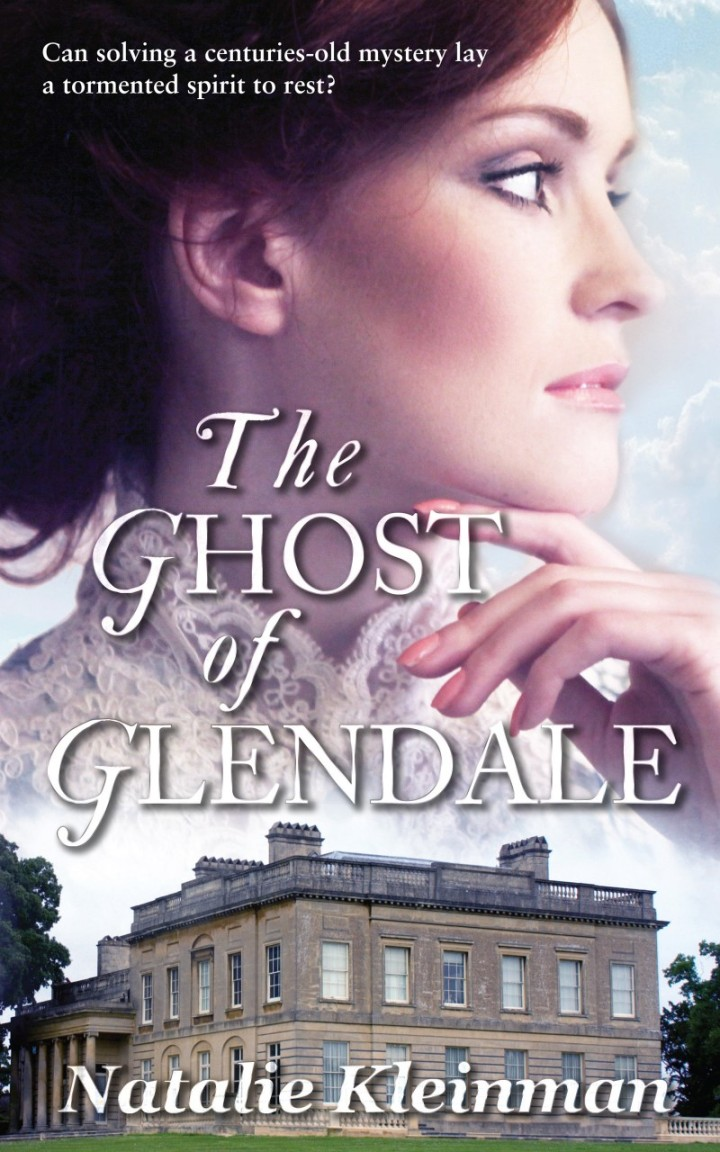 The Ghost of Glendale cover