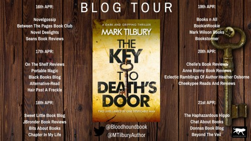 The Key to Death's Door blog tour