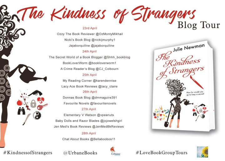 The Kindness of Strangers blog tour
