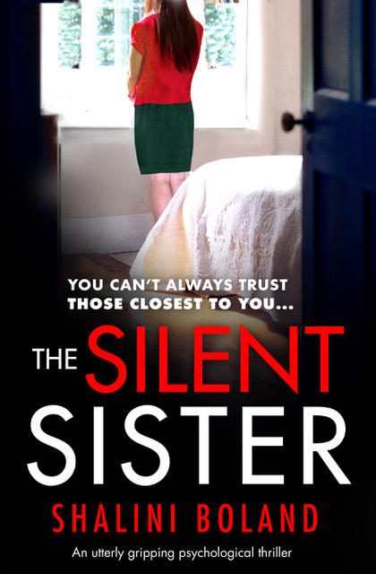The Silent Sister cover