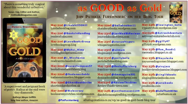 As Good As Gold blog tour