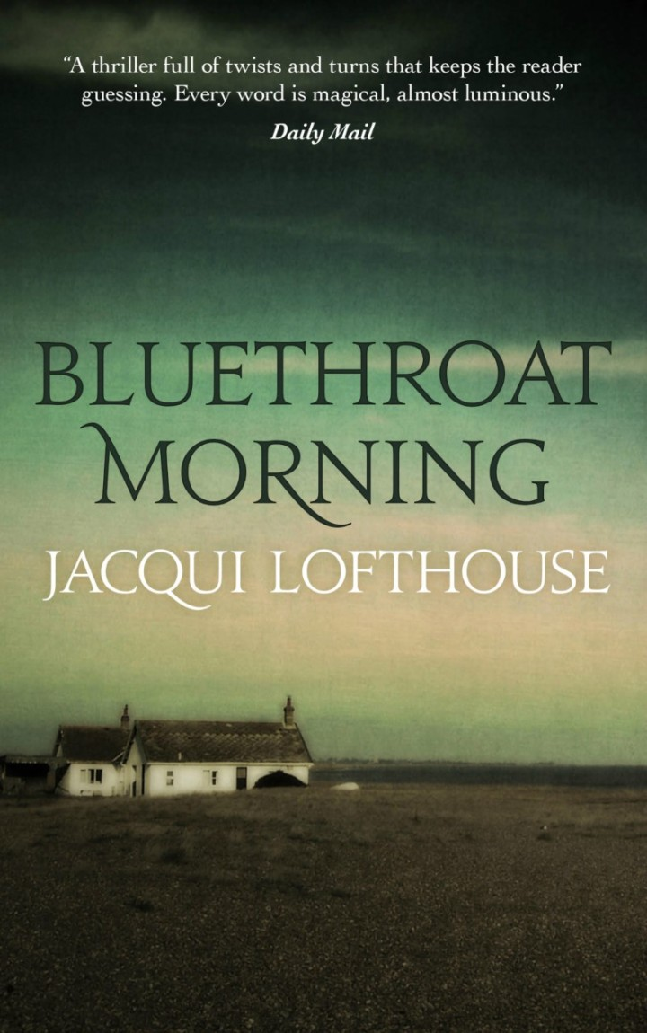 Bluethroat Morning cover