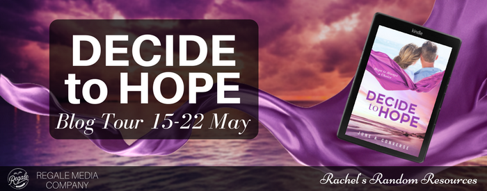 Decide To Hope banner